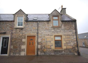 Thumbnail 3 bed end terrace house to rent in James Street, Lossiemouth