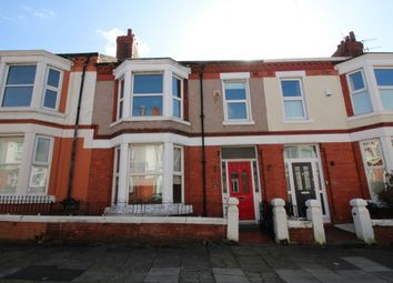 Thumbnail 4 bed terraced house for sale in Courtland Road, Mossley Hill