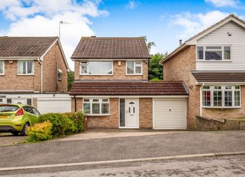 Thumbnail 3 bed detached house for sale in Tenter Close, Nottingham