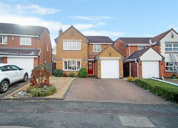 Thumbnail 4 bed detached house for sale in Charolais Crescent, Lightwood, Stoke-On-Trent