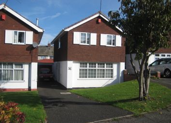 Thumbnail 3 bed detached house to rent in Suffolk Close, Oldbury