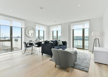 3 bed flat for sale in Sienna House, Royal Wharf, London E16