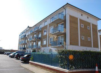 Thumbnail 2 bed flat to rent in Merton Court, Brighton Marina