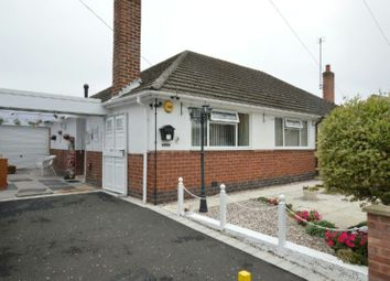 Thumbnail 2 bed semi-detached bungalow for sale in Wigston Road, Blaby, Leicester