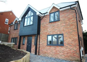 Thumbnail 3 bedroom detached house for sale in Will Hall Close, Alton, Hampshire