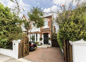 Thumbnail 6 bed semi-detached house to rent in Chiswick Lane, London