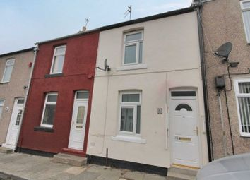 Thumbnail 2 bed terraced house to rent in Charlotte Street, Skelton-In-Cleveland, Saltburn-By-The-Sea