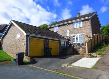 Thumbnail 4 bed detached house for sale in Orchard Close, Aylburton