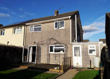 Thumbnail 3 bed semi-detached house for sale in Firs Road, Caldicot
