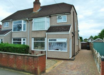 Thumbnail 3 bed semi-detached house for sale in Elm Tree Avenue, Coventry