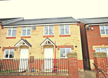 Thumbnail 3 bedroom semi-detached house for sale in South View, Ushaw Moor, Durham