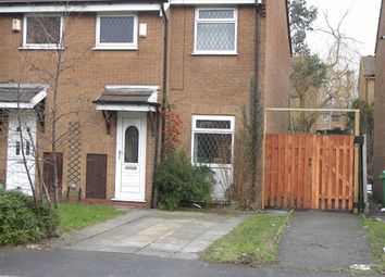 Thumbnail 3 bedroom semi-detached house for sale in Glendevon Place, Manchester, Manchester