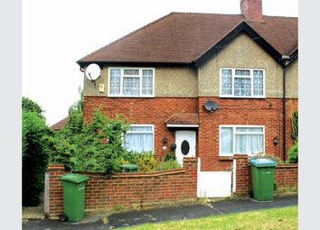 Thumbnail 3 bed semi-detached house for sale in Campfield Road, London