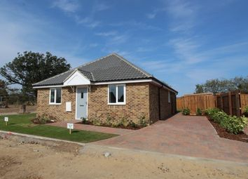 Thumbnail 3 bed detached bungalow for sale in Foots Farm, Thorpe Road, Little Clacton
