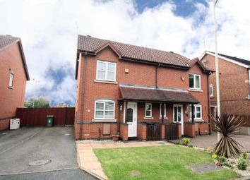 Thumbnail 3 bedroom semi-detached house for sale in Amphletts Close, Netherton, Dudley