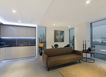 Thumbnail 1 bed flat for sale in Dollar Bay, Lawn House Close, London