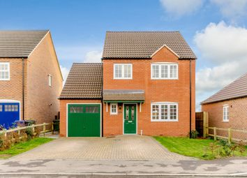 Thumbnail 3 bed detached house for sale in Hancock Drive, Bardney, Lincolnshire