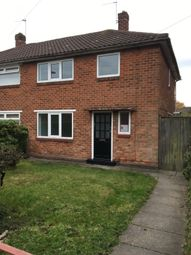 Thumbnail 2 bed semi-detached house to rent in Bevan Avenue, Wolverampton