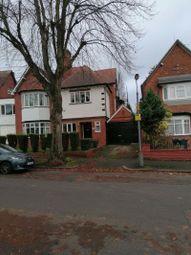 Thumbnail 5 bed semi-detached house for sale in Carisbrooke Road, Edgbaston, Birmingham, - Five Bed Semi-Detached