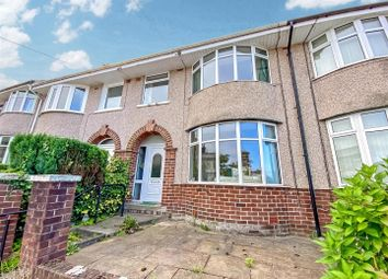 Thumbnail 3 bed terraced house for sale in Wellington Road, Lancaster