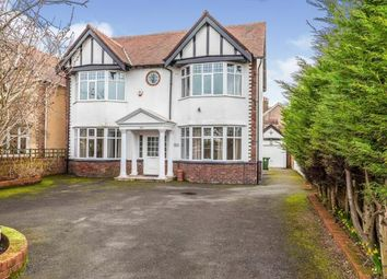 Thumbnail 4 bed detached house for sale in Liverpool Road, Southport, Merseyside