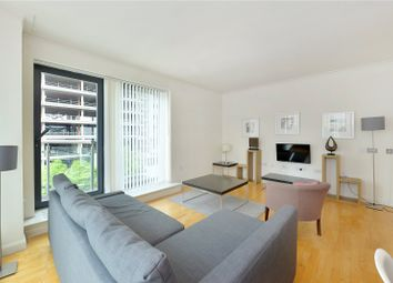 Thumbnail 2 bed flat for sale in Discovery Dock Apartments East, 3 South Quay Square, London