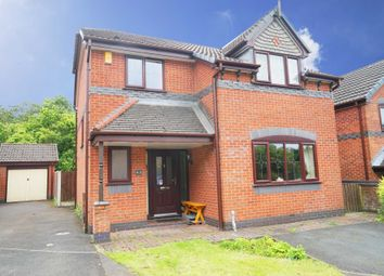 Thumbnail 4 bed detached house for sale in Crowborough Close, Lostock, Bolton