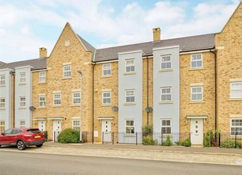 Thumbnail 4 bedroom town house for sale in Buttercup Avenue, Eynesbury, St Neots, Cambridgeshire