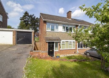 Park Hill, Church Crookham, Fleet GU52. 3 bed semi-detached house