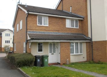 Thumbnail 2 bed semi-detached house to rent in Water Croft, Long Meadow, Worcester