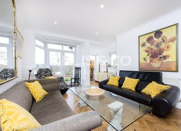 Thumbnail 4 bed detached house for sale in Great North Way, London