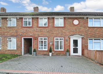 Thumbnail 3 bed property for sale in Furzefield, Crawley
