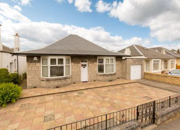 Thumbnail 3 bed detached bungalow for sale in 63 Wakefield Avenue, Edinburgh