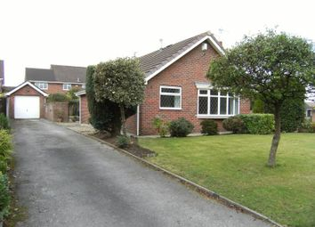 Thumbnail 2 bed bungalow to rent in Elmore Close, Holmes Chapel, Crewe