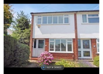 Thumbnail 2 bed semi-detached house to rent in Bower Terrace, Epping