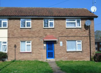 Thumbnail 1 bed flat for sale in East Oval, Northampton