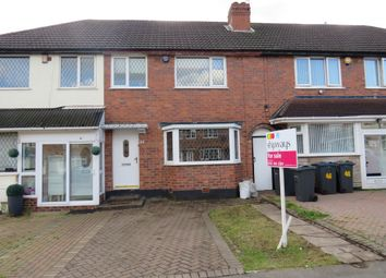 Thumbnail 3 bed terraced house for sale in Tideswell Road, Great Barr, Birmingham