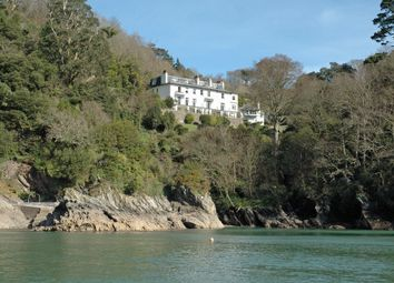 Thumbnail 3 bed flat for sale in 4 Brookhill, Castle Road, Kingswear, Dartmouth, Devon