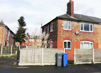 Thumbnail 3 bed semi-detached house for sale in Amos Avenue, Newton Heath, Manchester