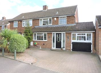 Thumbnail 3 bed semi-detached house for sale in Dane Road, Barton Le Clay