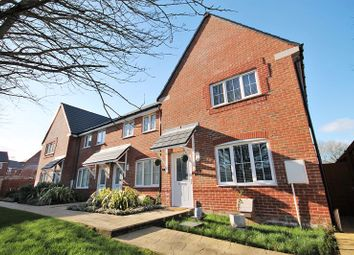Thumbnail 3 bed end terrace house for sale in Barker Road, Storrington, Pulborough