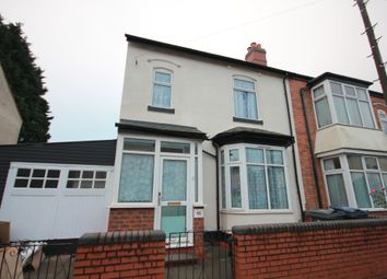 Thumbnail Room to rent in Willmore Road, Perry Barr