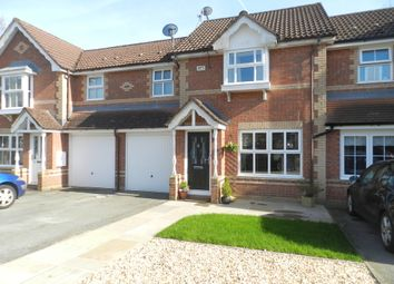 Thumbnail 3 bed mews house for sale in Rowangate, Fulwood, Preston