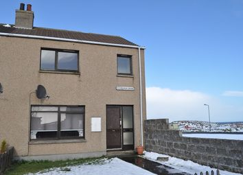 Thumbnail 2 bed semi-detached house for sale in 75 Roxburgh Road, Wick