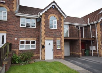 Thumbnail 4 bedroom town house for sale in Holyrood Chase, Castleford