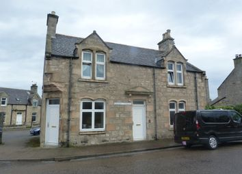 Thumbnail 3 bed flat to rent in Queen Street, Lossiemouth