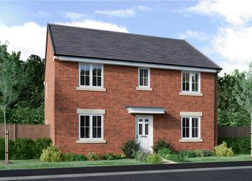 "Thumbnail 4 bed detached house for sale in ""Pendle"" at Bryning Lane, Warton, Preston"