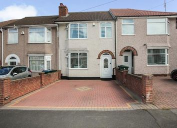 Thumbnail 3 bed terraced house for sale in Cranford Road, Chapelfields, Coventry, West Midlands