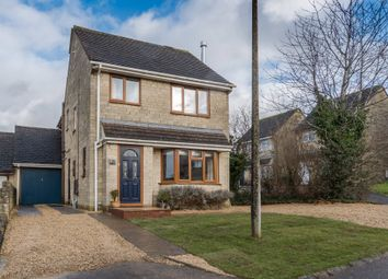 Thumbnail 4 bed detached house for sale in Longtree Close, Tetbury