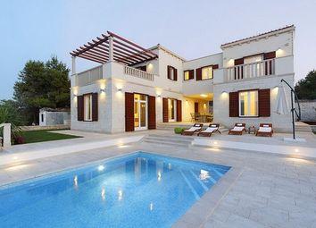 Thumbnail 4 bed villa for sale in Award-Winning Designer Villa On Brac 50 Meter From The Sea!, Bol, Croatia